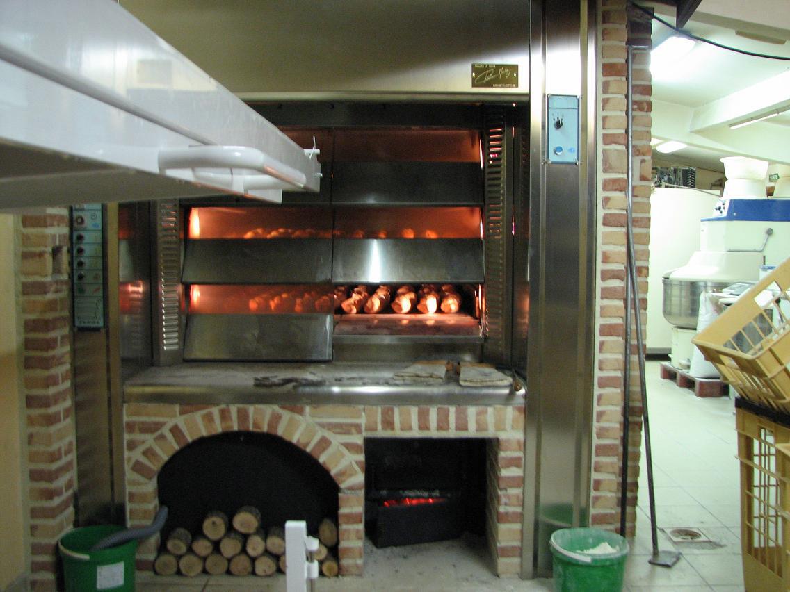 Hornos para panaderia y pasteleria - Fotos hornos de lena ...
